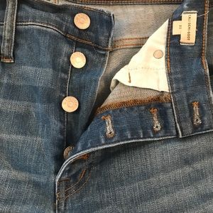 Madewell Jeans - Madewell button fly high rise 31
